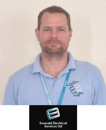 Kevin Blackman – Emerald Electrical Services