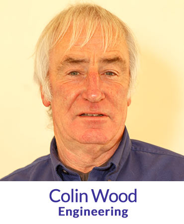 Colin Wood – Colin Wood Engineering