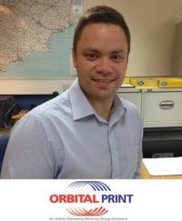 Oliver Kleinman – Orbital Print